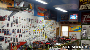 Our R/C Hobby Shop